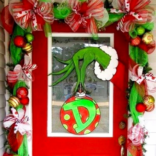 Grinch Christmas Decor Ideas - DIY Grinch Decorations and Christmas Ornaments