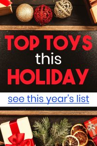 Top Toys this Christmas - see this year's hottest and most popular toys for Christmas