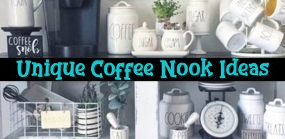 {Coffee Corner} – Unique Coffee Gifts for Coffee Lovers & Coffee Nook Ideas We Love