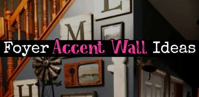 Foyer Accent Wall Ideas