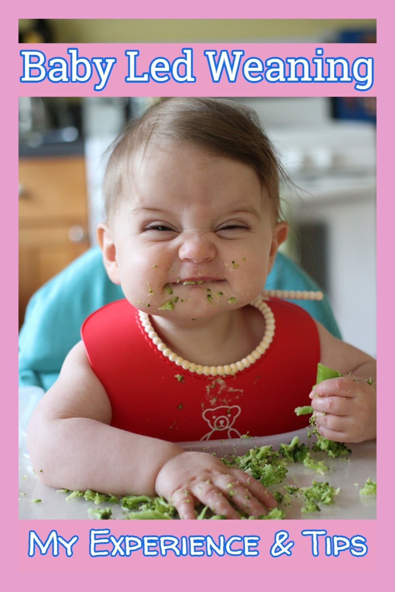 Baby Led Weaning - Introducing Solids To Baby with Baby Led Weaning – Baby led weaning first foods, recipes, rules, starting baby led weaning tips and advice and so much more!