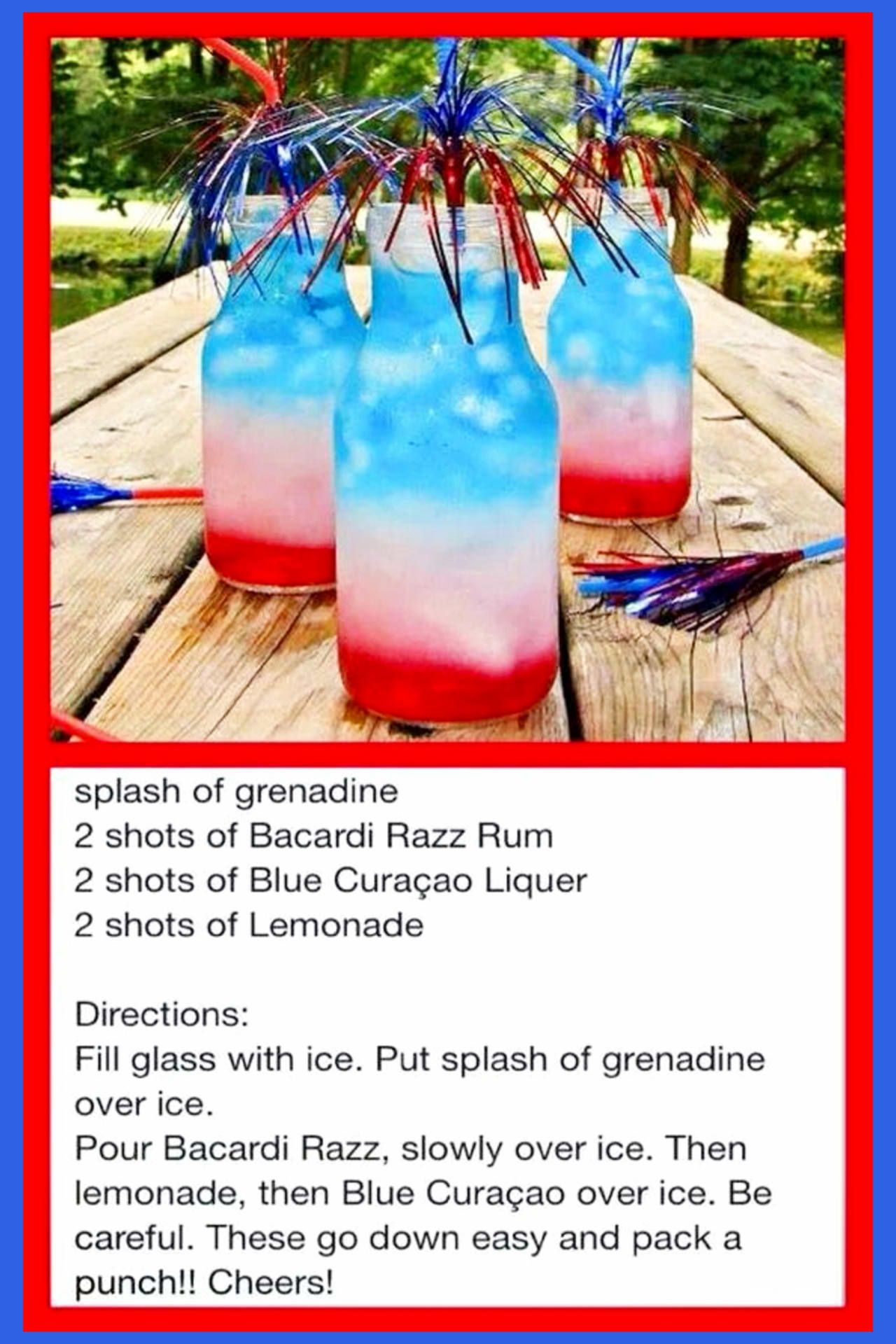 red white and blue adult cocktail recipe