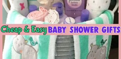 28 Affordable & Cheap Baby Shower Gift Ideas For Those on a Budget