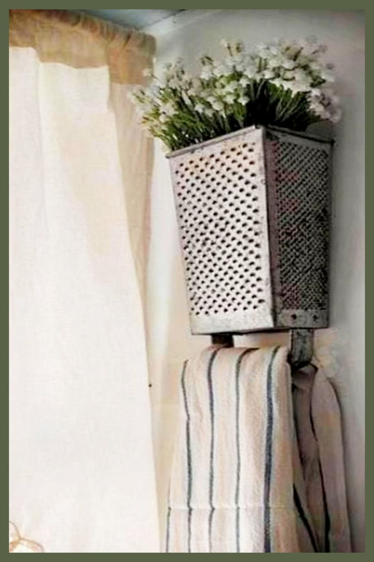 Farmhouse decor on a budget - cheap ways to decorate a farmhouse kitchen to get farmhouse look on a budget
