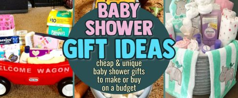 49 Budget-Friendly Baby Shower Gift Ideas That LOOK Expensive