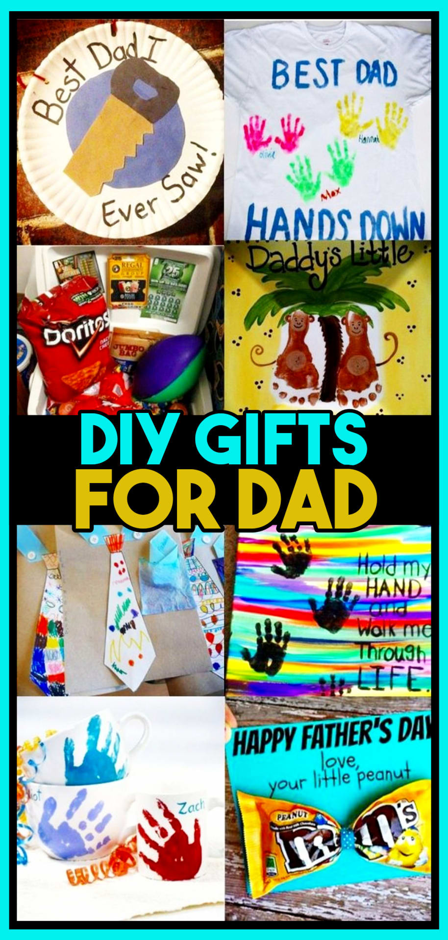 Homemade Gifts For My Dad For - Gift Ideas