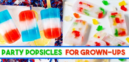 Popsicles with Alcohol For The Grown Ups – Poptails and Shotsicle Recipes We Love