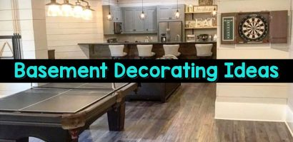 Basement Remodel Ideas – Gorgeous DIY Finished Basement Decor Ideas on a Budget (or not)