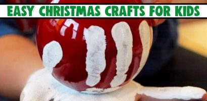 DIY Christmas Crafts for Kids – Easy Craft Projects for Christmas