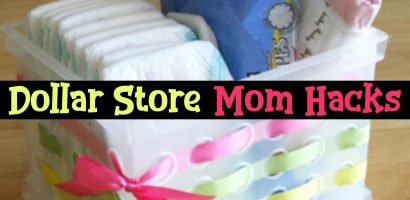 Easy DIY Dollar Store Hacks for a More Organized Mom Life on a Budget