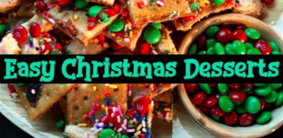 Easy Christmas Dessert Ideas – Creative Christmas Desserts for a Party or for a Crowd