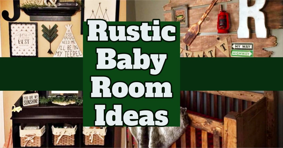 Rustic Baby Room Ideas Pictures of Rustic Baby Boy Nursery Decor, Themes and Decorating Ideas