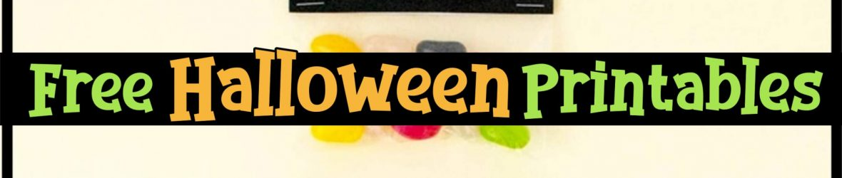 Halloween Printables – Free Happy Halloween Printables, Coloring Pages and More