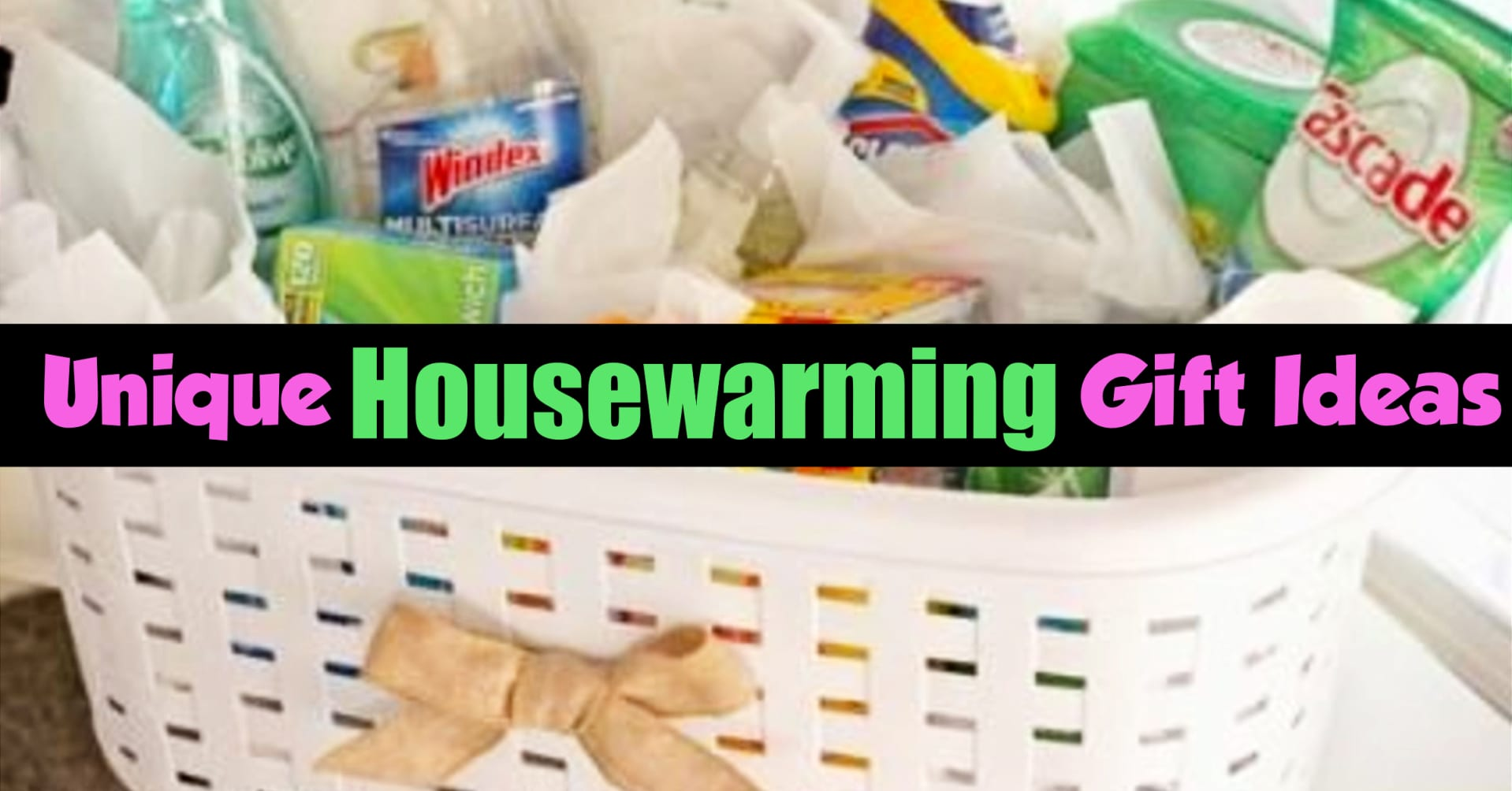 New Home Housewarming Gifts for First Time Homeowners in their First new house
