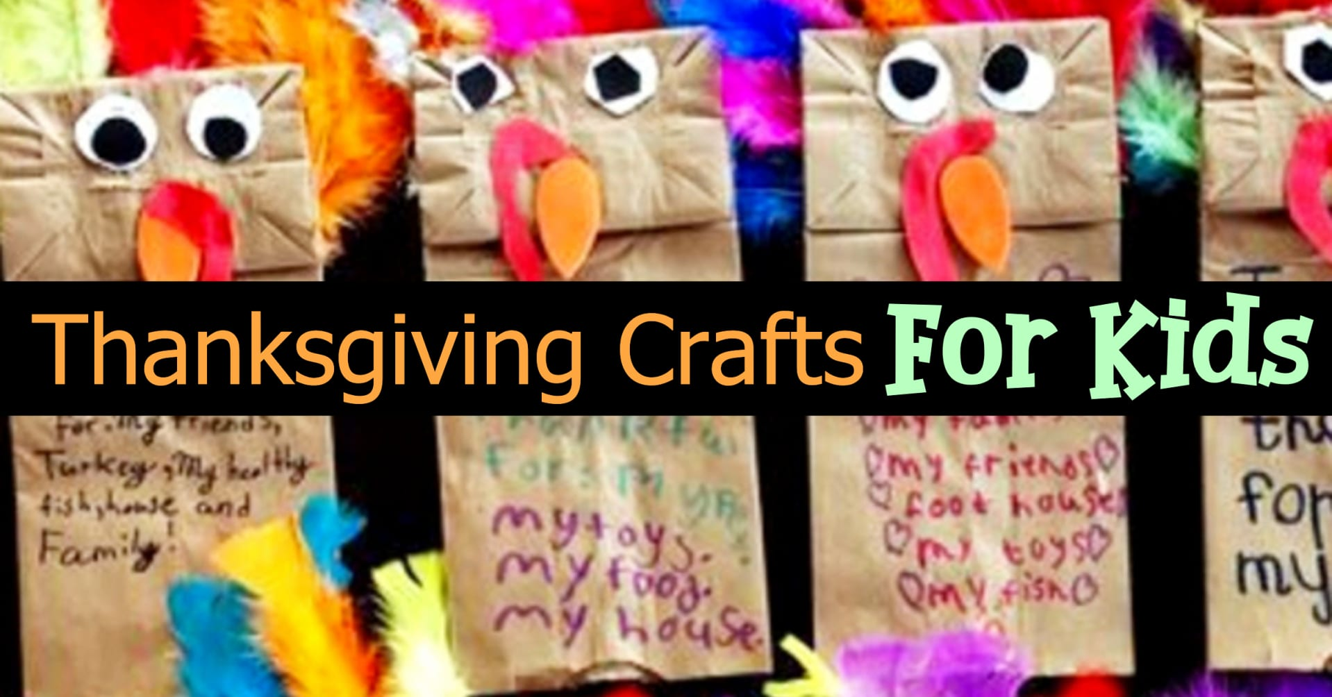 Thanksgiving art projects