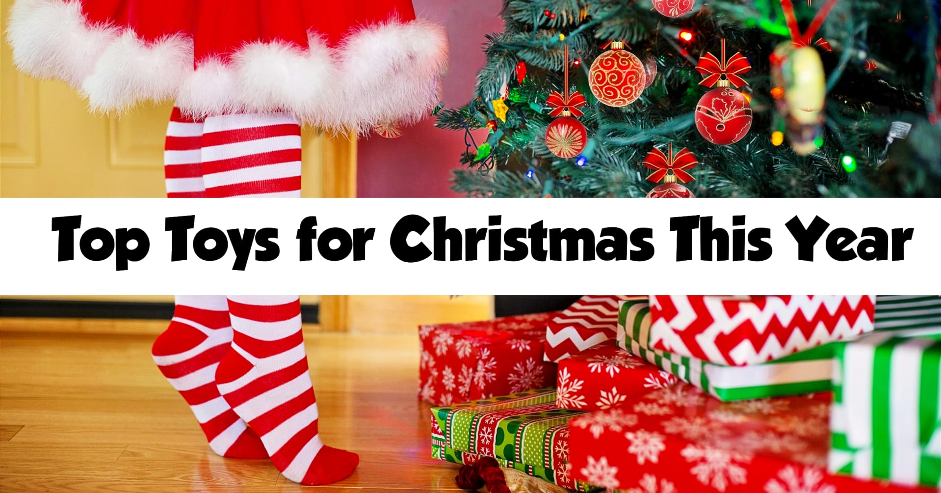 Top toys for Christmas this year