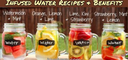 Infused Water Recipes and Benefits – How To Make Fruit Water At Home (and WHY you should drink it)