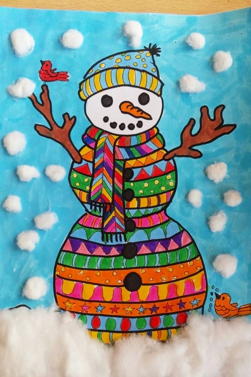 Christmas Crafts for Kids!  Lots of kid made Christmas crafts, winter holiday crafts and crafts for all Holidays including the 10 Best Christmas Crafts For kids and Super Simple Christmas Crafts for Preschoolers and Toddlers (age 2-3) - super cute kid made gifts for Christmas too