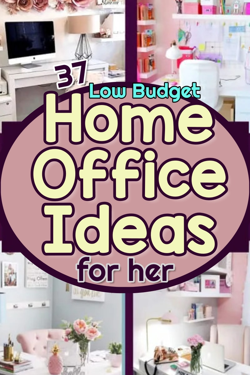 home office ideas-budget home office ideas for women - feminine home office decorating ideas for her - see modern home office ideas, glam chic, ideas for computer desk, shelving and more on a budget