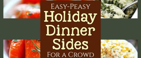 37 Easy Make Ahead Thanksgiving Side Dish Ideas For a Holiday Dinner Crowd