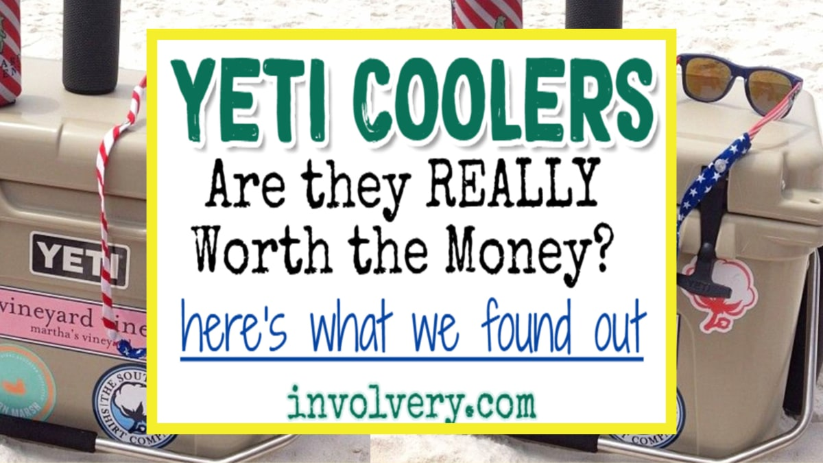 are yeti coolers worth it - yeti cooler alternative and review