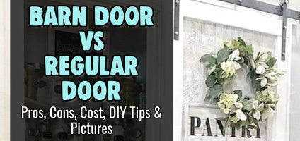 Sliding Barn Doors – Pictures, Pros and Cons, Installation Tips and Ideas For YOUR Home