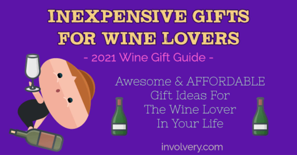 inexpensive gifts for wine lovers - wine gift ideas