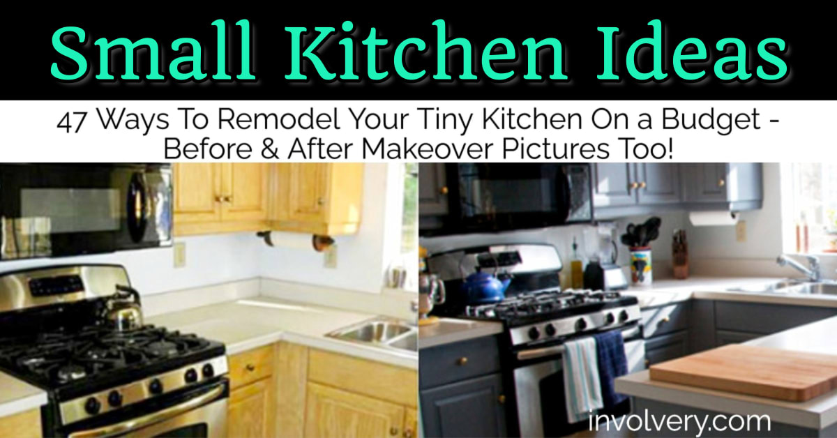 Kitchen Remodel Ideas-Small Kitchen Remodel Ideas on a budget