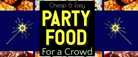 15+ Easy Finger Food Appetizer Ideas For a Party Crowd