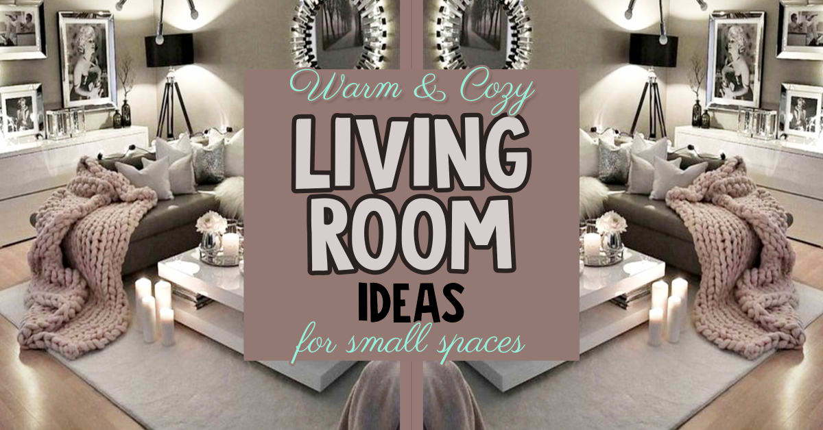 27 Warm and Cozy Grey Living Room Ideas for Small Spaces